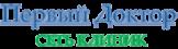 Логотип Медицинский центр Первый Доктор на Киевской