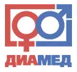 Логотип Диамед на Щелковской