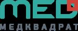 Логотип Медцентр Медквадрат на Каширке