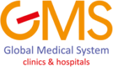 Логотип GMS Clinic на Смоленской