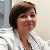 Врач Пономарева Анна Петровна